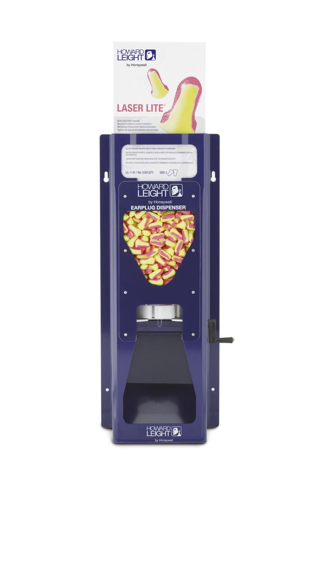15e80b4123c Dispensador de Tapones Auditivos LS-500 HOWARD LEIGHT