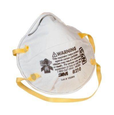 8210 N95 8210 Respirador 8210 N95 Respirador N95 3m 3m 3m Respirador